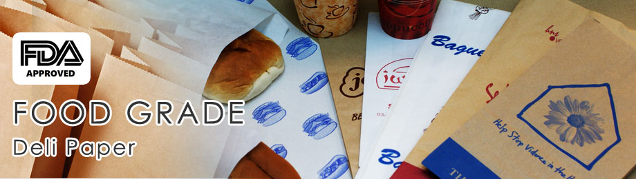 Kinmas Industries Paper Products Supplies for bakery packaging
